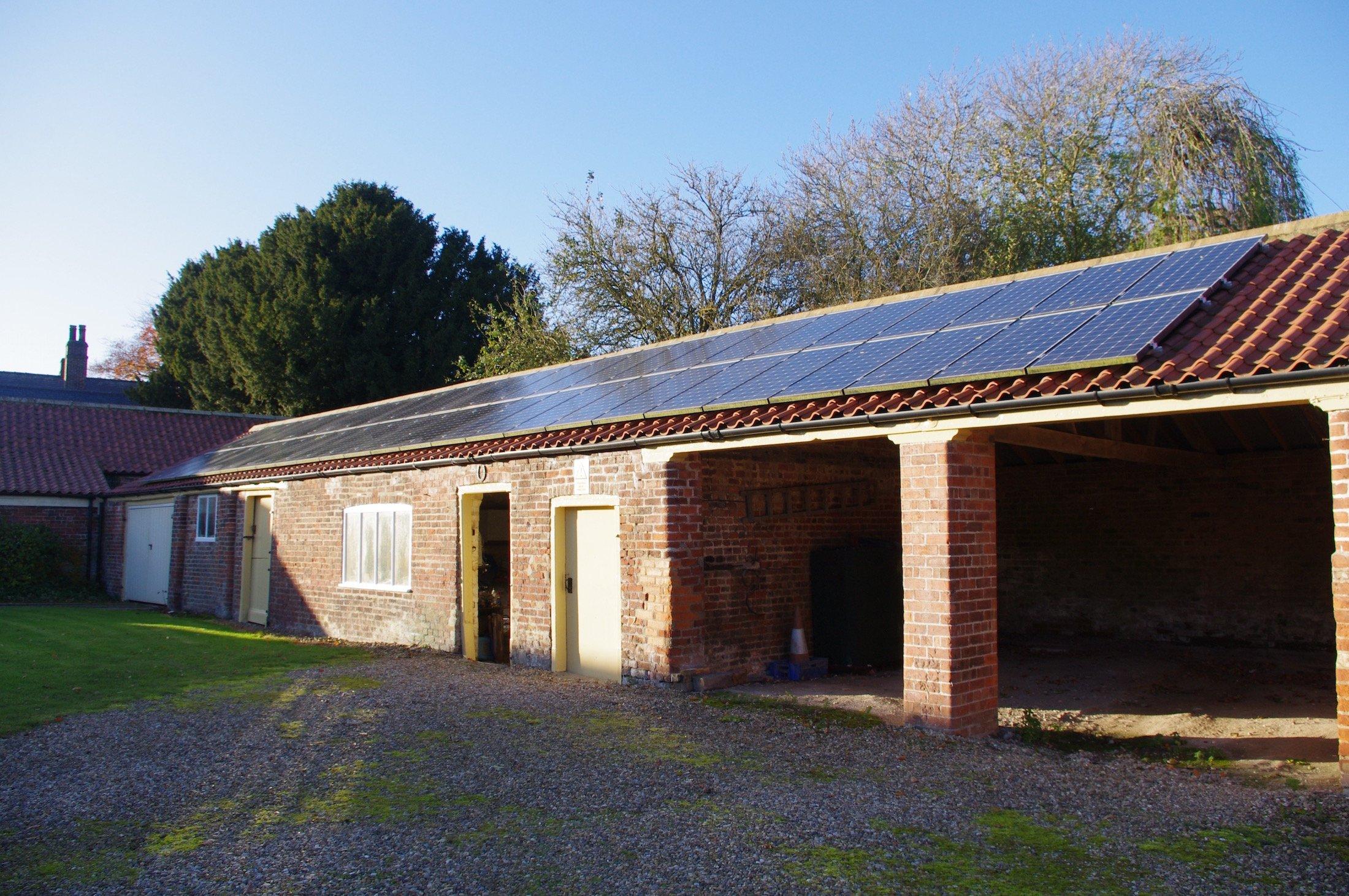 The Solar People Solar PV Installation