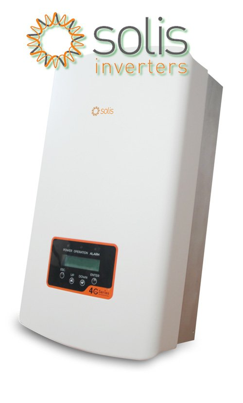 Solis 3 0Kw Mini 4G Inverter – MPPT – Single Phase