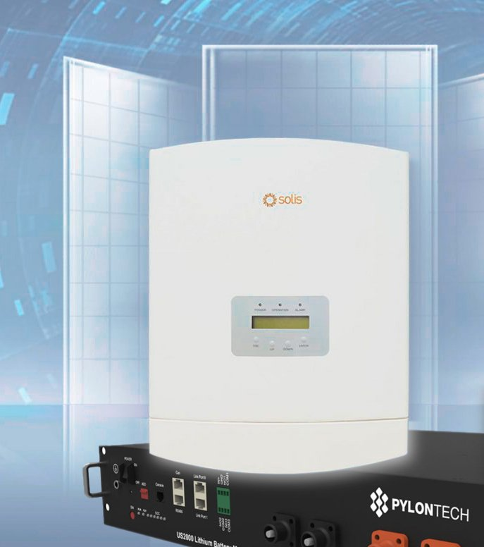 solar battery storage | Solis AC Coupled RAI