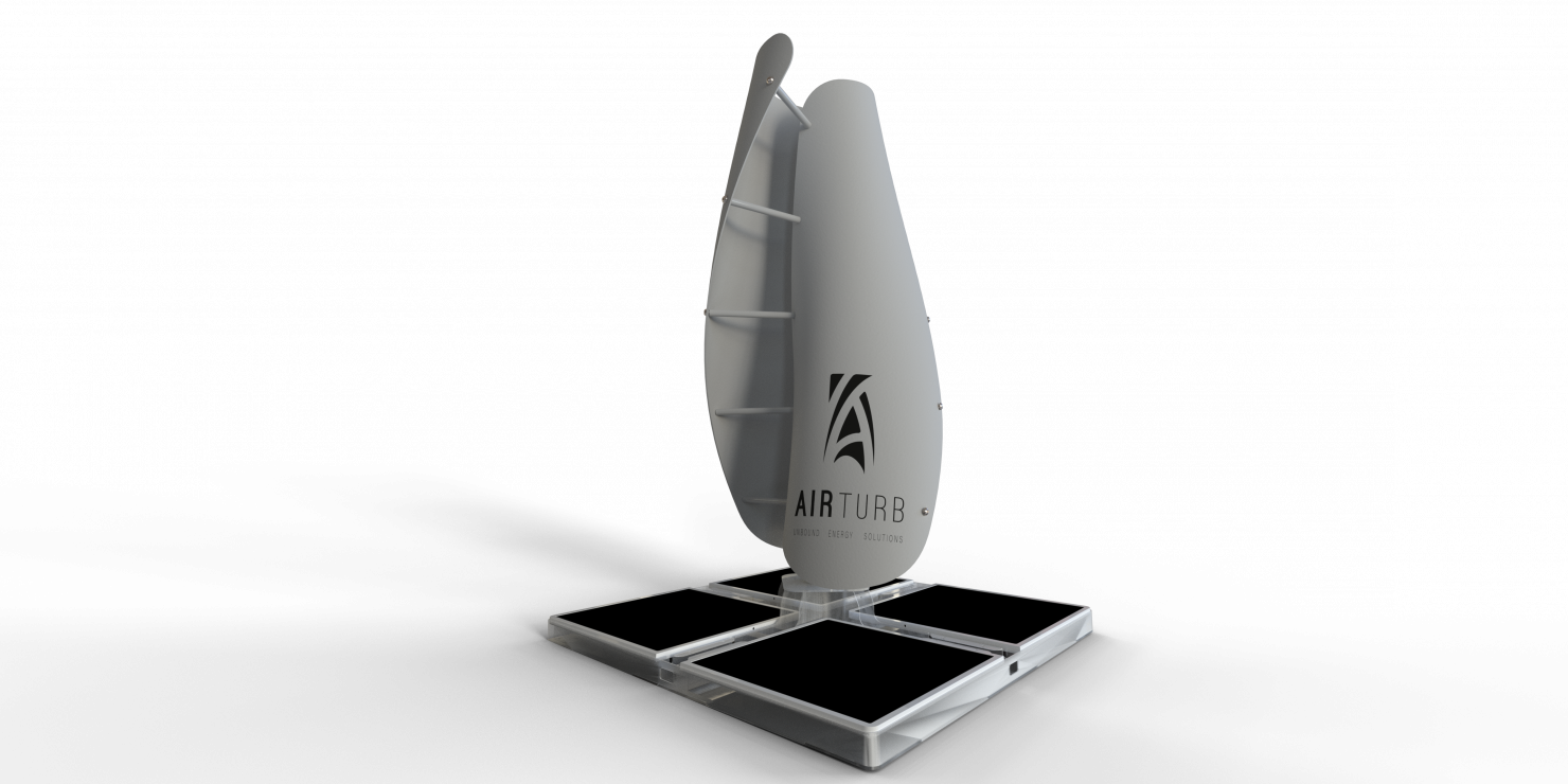 airturb boost home wind turbine